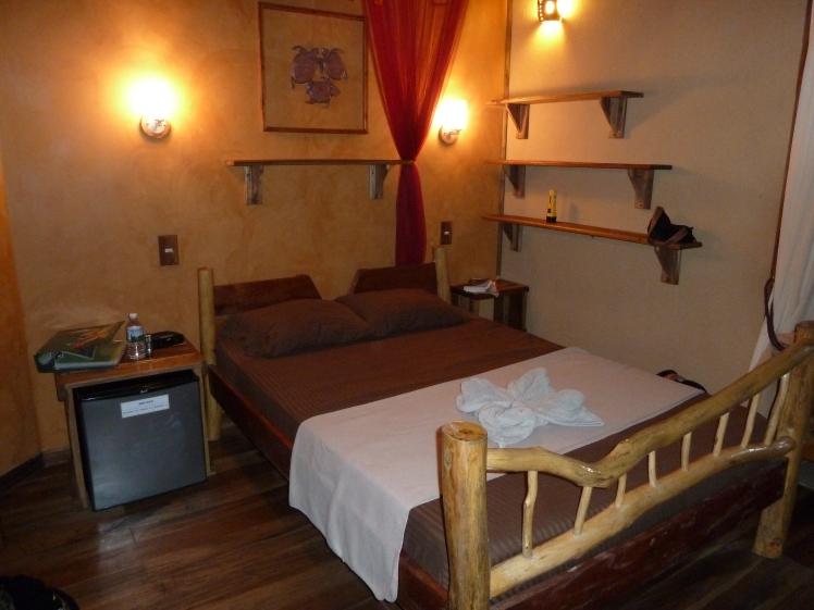 Lovely rooms in Korrigan Lodge.
