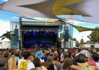 Bohemian Nights at New West Fest in Fort Collins